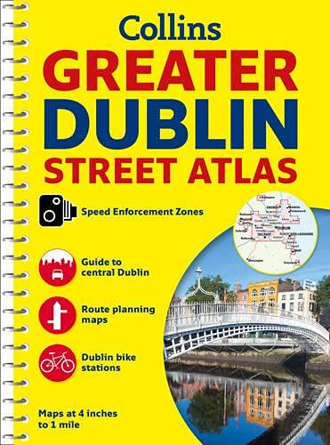 9780007544004: Greater Dublin Streetfinder Atlas