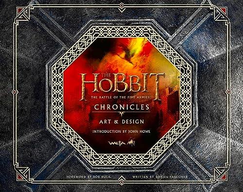 9780007544097: Chronicles: Art & Design (The Hobbit: The Battle of the Five Armies)