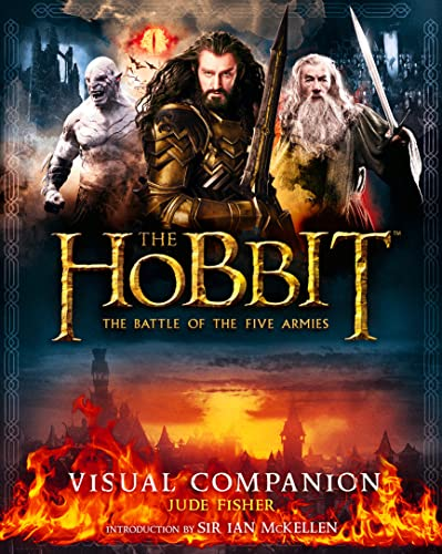 9780007544110: Visual Companion (The Hobbit: The Battle of the Five Armies)