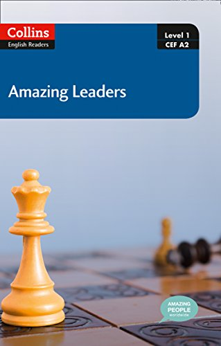 9780007544929: Amazing Leaders : A2 (Collins Amazing People ELT Readers)