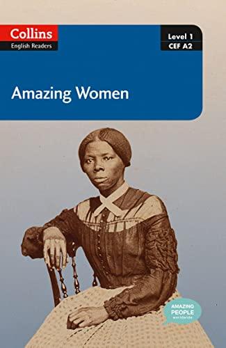 9780007544936: Amazing Women : A2 (Collins Amazing People ELT Readers)