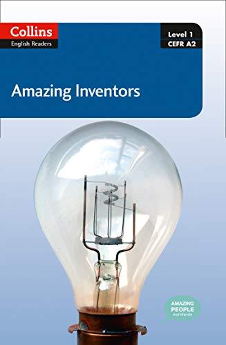 9780007544943: Amazing Inventors : A2 (Collins Amazing People ELT Readers)