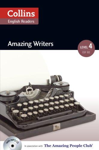 9780007545063: Collins Elt Readers — Amazing Writers (Level 4)