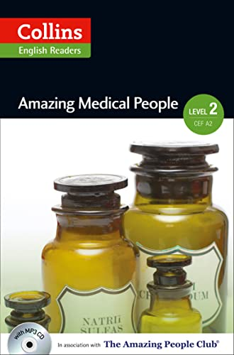 9780007545094: Amazing Medical People: A2-B1 (Collins Amazing People ELT Readers)