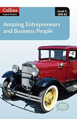 9780007545117: Collins Elt Readers — Amazing Entrepreneurs & Business People (Level 4) (Collins English Readers)