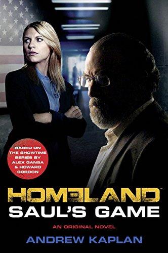 9780007546039: Homeland: Saul's Game