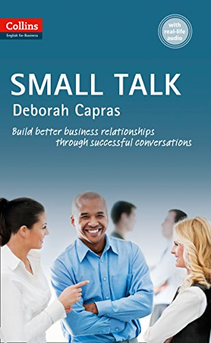 9780007546237: Small Talk (Collins Business Skills and Communication)