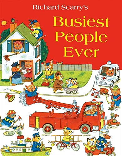 9780007546367: Busiest People Ever