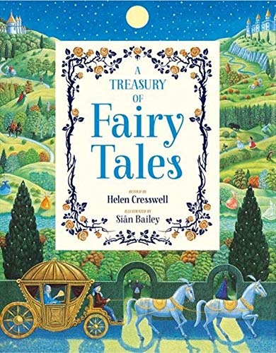 9780007546510: A Treasury of Fairy Tales
