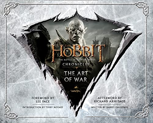 9780007546534: Chronicles: The Art of War (The Hobbit: The Battle of the Five Armies)
