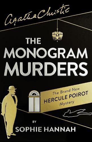 9780007547418: The Monogram Murders: The New Hercule Poirot Mystery