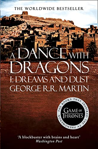 9780007548286: A Dance With Dragons: Part 1 Dreams and Dust (A Song of Ice and Fire, Book 5)