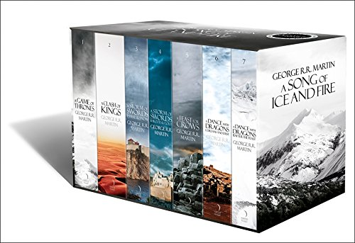 9780007548309: A Game of Thrones: The Story Continues: The complete boxset of all 7 books (A Song of Ice and Fire)
