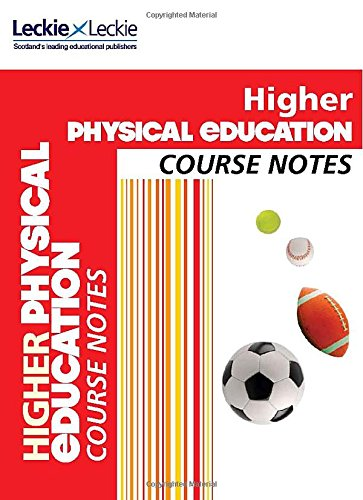 9780007549313: Course Notes - CfE Higher Physical Education Course Notes