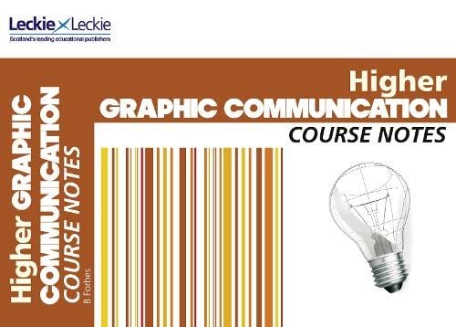 9780007549337: Course Notes - CfE Higher Graphic Communication Course Notes