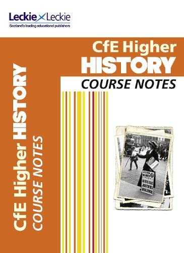 9780007549344: Course Notes - CfE Higher History Course Notes