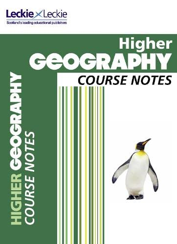 9780007549368: CFE Higher Geography Course Notes
