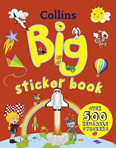 9780007549382: Collins Big Sticker Book