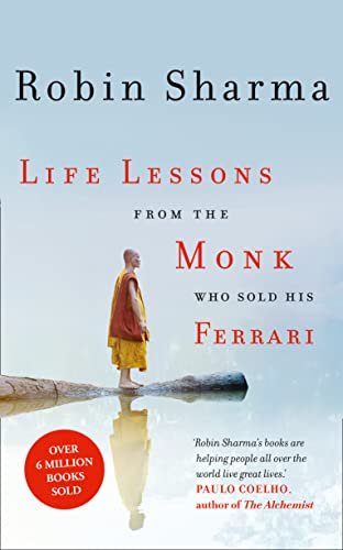 9780007549603: Life Lessons from the Monk Who Sold His Ferrari