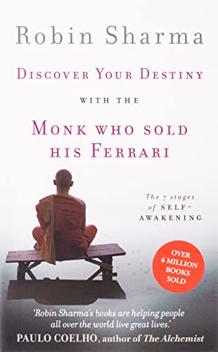 9780007549610: Discover Your Destiny with The Monk Who Sold His Ferrari: The 7 Stages of Self-Awakening