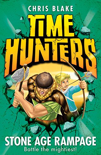 9780007550005: Stone Age Rampage (Time Hunters, Book 10)