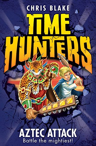 9780007550043: Aztec Attack (Time Hunters, Book 12)