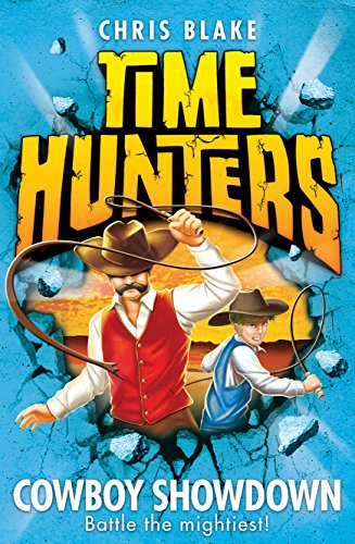 9780007550074: Cowboy Showdown (Time Hunters, Book 7)