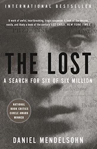 9780007550128: The Lost: A Search for Six of Six Million