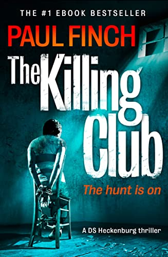 9780007551255: The Killing Club (Ds Heckenburg)