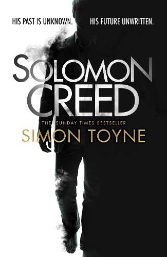 9780007551354: Solomon Creed