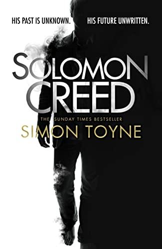9780007551361: Solomon Creed