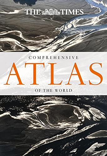 9780007551408: The Times Comprehensive Atlas of the World