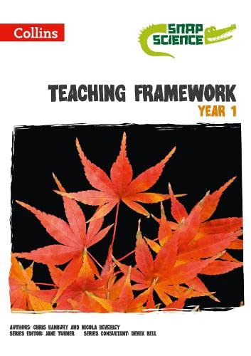 9780007551415: Teaching Framework Year 1 (Collins Snap Science)