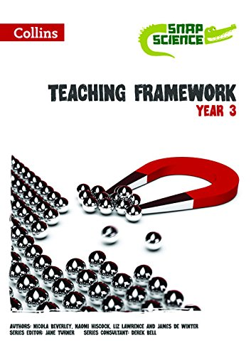 9780007551439: Snap Science - Teaching Framework Year 3