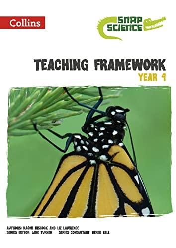 9780007551446: Snap Science - Teaching Framework Year 4