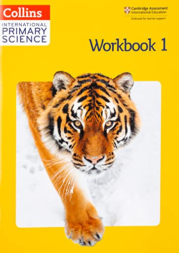 9780007551484: Collins International Primary Science - International Primary Science Workbook 1