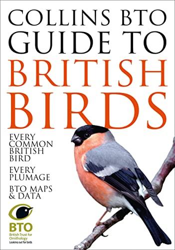 9780007551521: Collins BTO Guide to British Birds