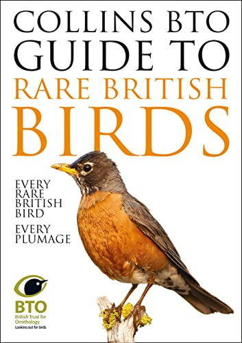 9780007551569: Collins BTO Guide to Rare British Birds
