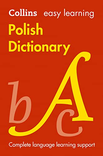 9780007551910: Collins Easy Learning Polish Dictionary (Collins Easy Learning Polish)