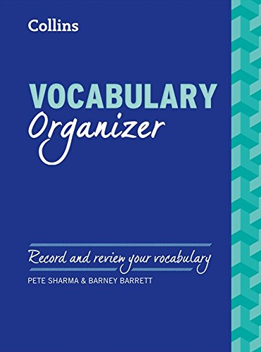 9780007551934: Vocabulary Organizer (Collins Academic Skills )