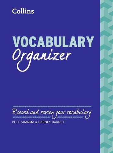 9780007551934: Academic Vocabulary Organizer (Collins Academic Skills)