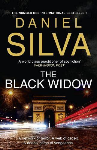 9780007552351: The Black Widow (Gabriel Allon 16)