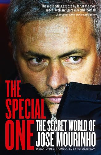 9780007553020: The Special One: The Dark Side of Jose Mourinho