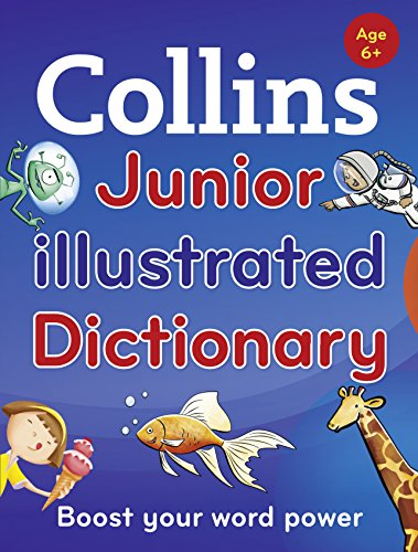 9780007553600: Collins Junior Illustrated Dictionary (Collins Primary Dictionaries)