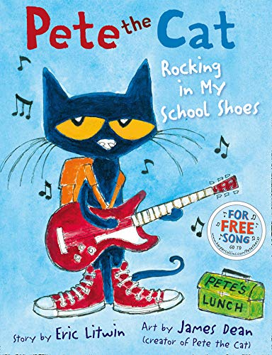 9780007553655: Pete The Cat Rocking In My School Shoes