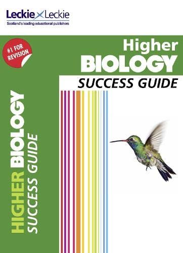 9780007554386: Success Guide - CfE Higher Biology Success Guide