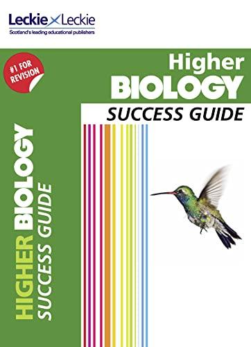 9780007554386: CfE Higher Biology Success Guide