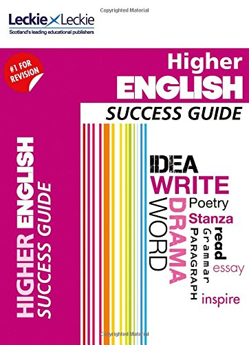 9780007554409: Success Guide - CfE Higher English Success Guide