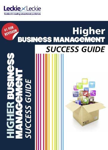 9780007554430: Cfe Higher Business Management Success Guide