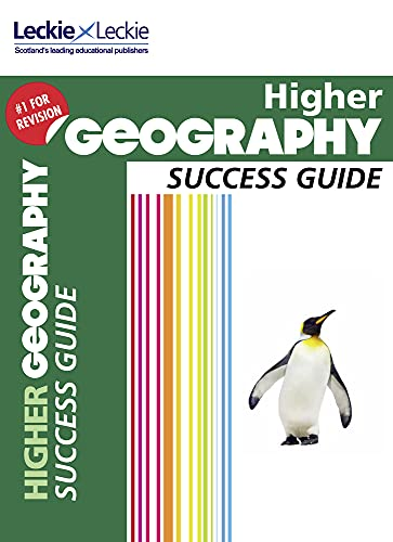 9780007554447: Success Guide - CfE Higher Geography Success Guide